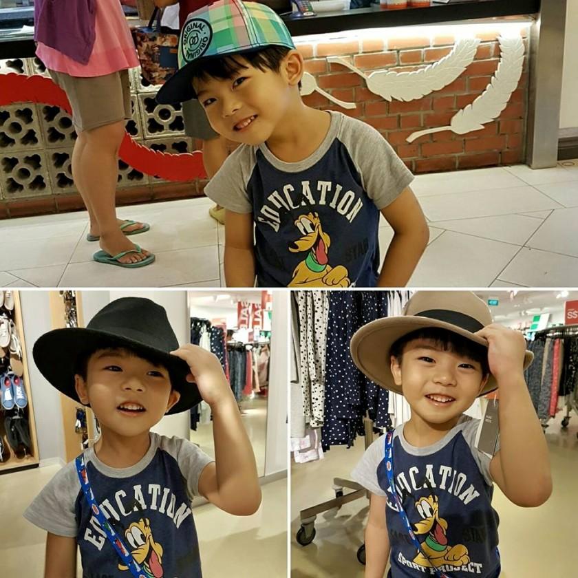 cap-and-hat